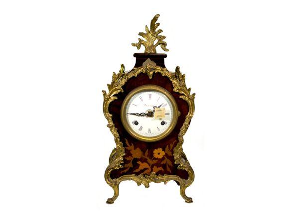 Reloj Pendola Lucidato e Decorato