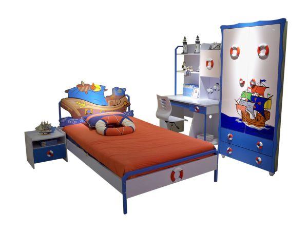 Juego de Dormitorio Náutico